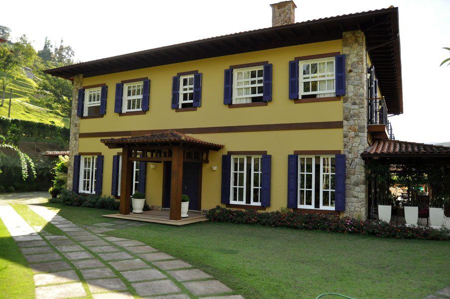 Construção de casa em Itapava | Petrópolis | RJ