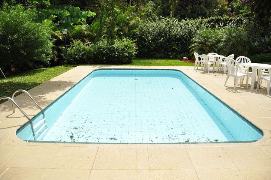 Construção de piscina em Nogueiras | Petrópolis | RJ